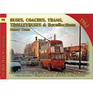 Buses Coaches, Trolleybuses & Recollections 1962 (BOK)