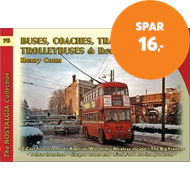 Produktbilde for Buses Coaches, Trolleybuses & Recollections 1962 (BOK)