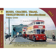 Buses, Coaches, Trams and Trolleybus Recollections 1963 (BOK)