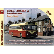 Produktbilde for Buses, Coaches & Recollections 1977 (BOK)