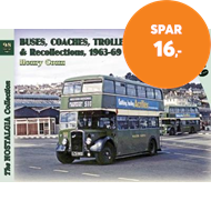 Produktbilde for Buses, Coaches, Trolleybuses & Recollections 1963-69 (BOK)