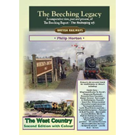 Produktbilde for Beeching Legacy: The West Country (BOK)