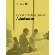 Good Practice Guide: Adjudication (BOK)