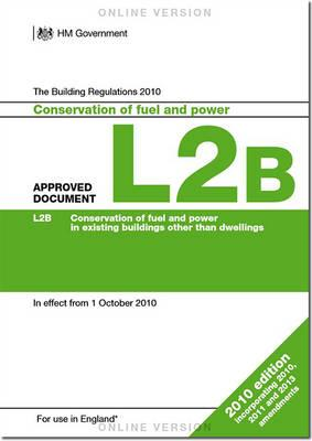Approved Document L2B (BOK)