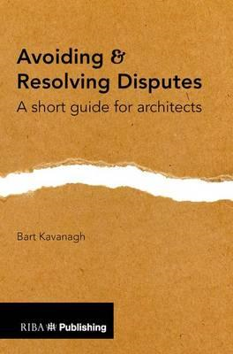 Avoiding and Resolving Disputes (BOK)