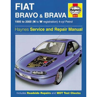 Fiat Bravo and Brava (1995-2000) Service and Repair Manual (BOK)