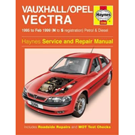Vauxhall/Opel Vectra Service and Repair Manual: 1995 to 1999 (BOK)