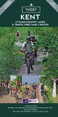 Kent: Cycling Country Lanes & Traffic Free Family Routes (BOK)