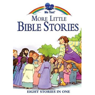 Me Too More Little Bible Stories (BOK)