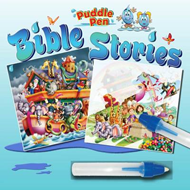 Puddle Pen Bible Stories (BOK)