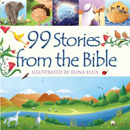 99 Stories from the Bible (BOK)
