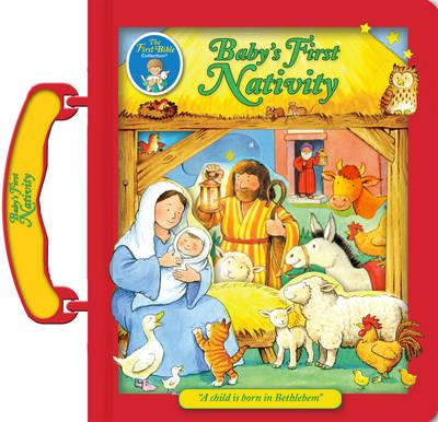 Baby's First Nativity Carry Along (BOK)