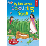 My Bible Stories Colouring Book 1 (BOK)