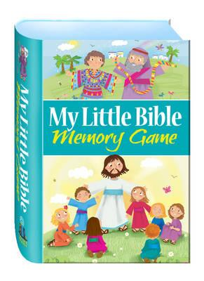My Little Bible Memory Game (BOK)