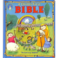 Child's First Bible (BOK)