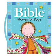 Bible Stories for Boys (BOK)