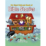 My Giant Fold Out Book of Bible Stories: Noah (BOK)