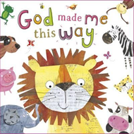 God Made Me This Way (BOK)