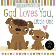 God Loves You, Little One (BOK)