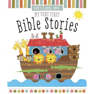 God's Little Ones: My Very First Bible Stories (BOK)
