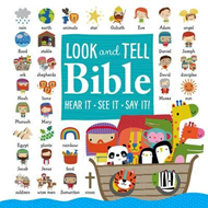 Look and Tell Bible (BOK)