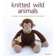 Knitted Wild Animals (BOK)