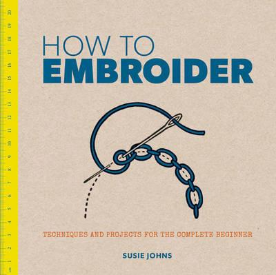 How to Embroider (BOK)