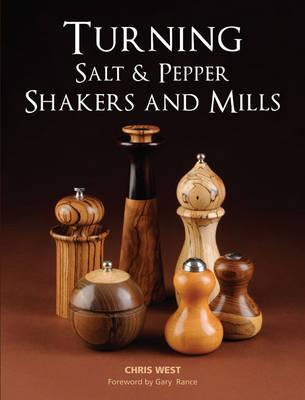 Turning Salt & Pepper Shakers and Mills (BOK)