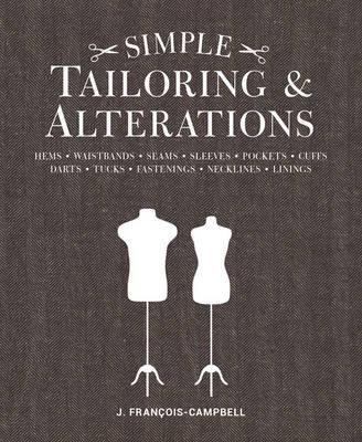 Simple Tailoring & Alterations (BOK)
