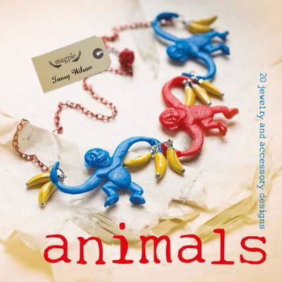 Animals: 20 Jewelry and accessory designs (BOK)