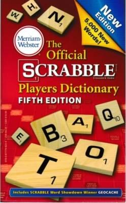 Official Scrabble Players' Dictionary (BOK)