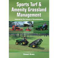 Sports Turf and Amenity Grassland Management (BOK)