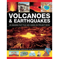 Exploring Science: Volcanoes & Earthquakes - an Amazing Fact (BOK)