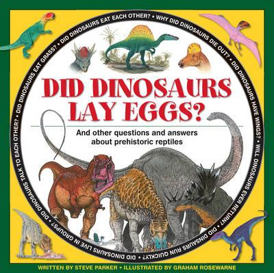 Did Dinosaurs Lay Eggs? (BOK)