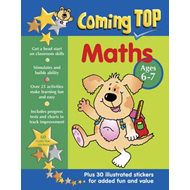Coming Top: Maths - Ages 6-7 (BOK)