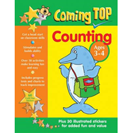 Coming Top: Counting - Ages 3-4 (BOK)
