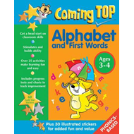 Coming Top: Alphabet and First Words - Ages 3-4 (BOK)