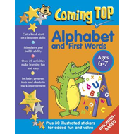 Coming Top: Alphabet and First Words - Ages 6-7 (BOK)