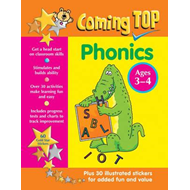 Coming Top: Phonics - Ages 3-4 (BOK)