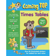 Coming Top: Times Tables - Ages 6-7 (BOK)