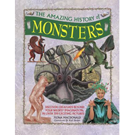 Amazing History of Monsters (BOK)
