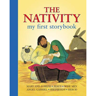 Nativity: My First Storybook (BOK)