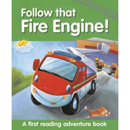 Follow That Fire Engine! (BOK)