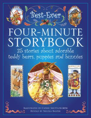 Best-Ever Four-Minute Storybook (BOK)