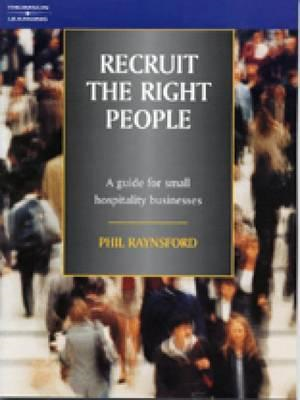 Recruit the Right People (BOK)
