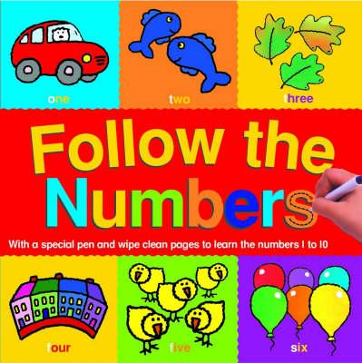 Follow the Numbers (BOK)