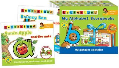 My Alphabet Storybooks (BOK)