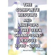 Complete Results & Line-ups of the UEFA Champions League 201 (BOK)