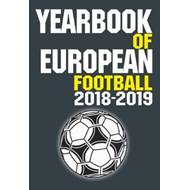 Produktbilde for Yearbook of European Football 2018-2019 (BOK)