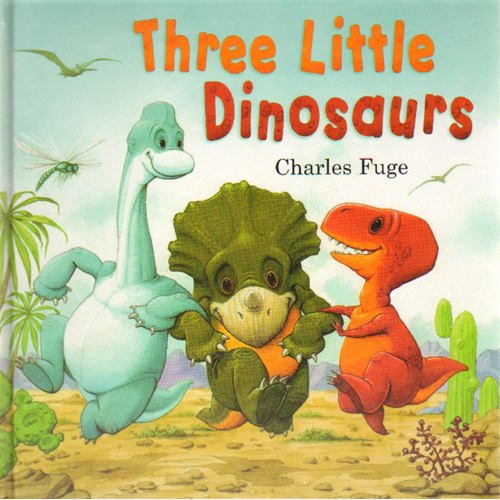 Three Little Dinosaurs (BOK)